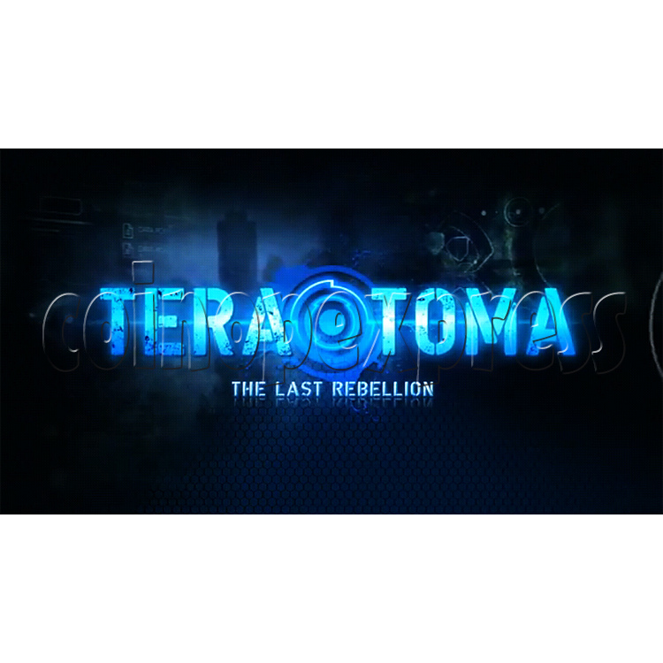 TeraToma: The Last Rebellion Video Shooting Game 32833