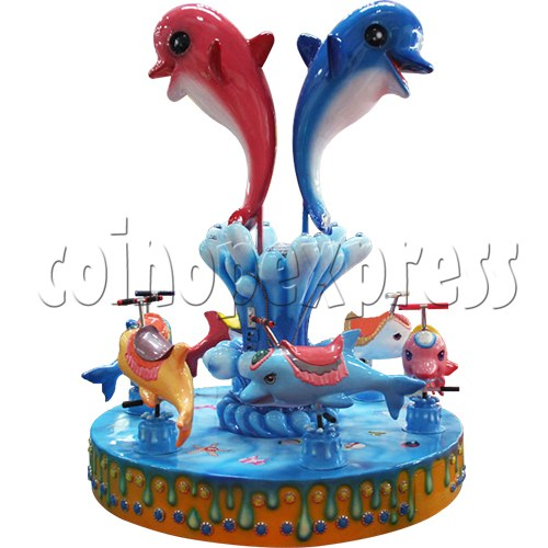 Dolphin Family Carousel (6 players) 33218