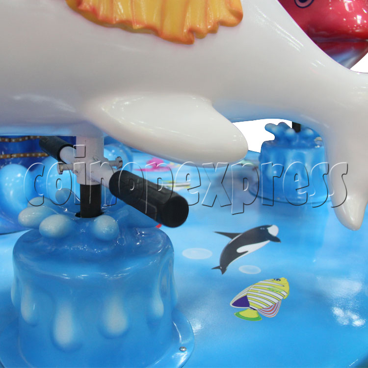 Dolphin Family Carousel (6 players) 33219