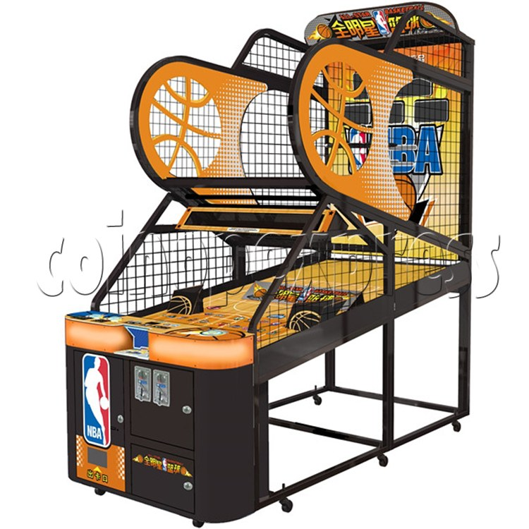 NBA Stars Card Redemption Basketball machine 33395