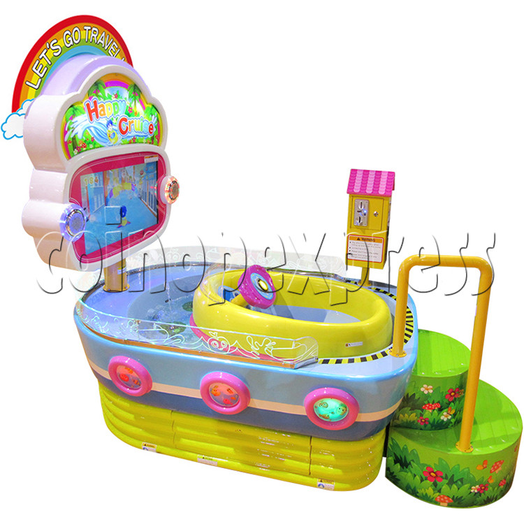 Happy Cruise Water Fun Rider For Kids 33453