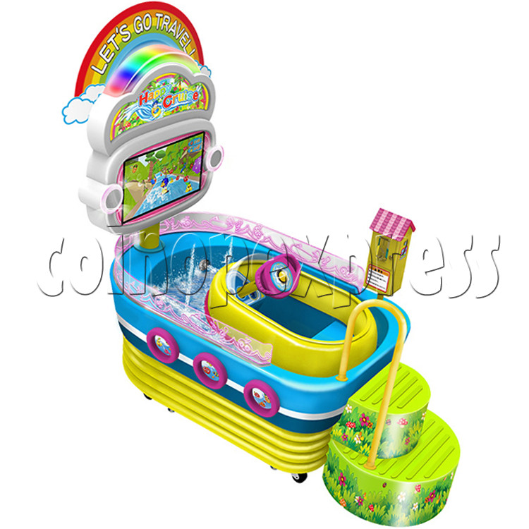 Happy Cruise Water Fun Rider For Kids 33454