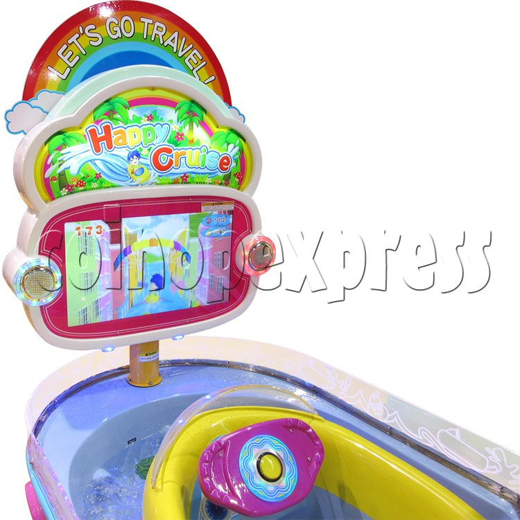 Happy Cruise Water Fun Rider For Kids 33456