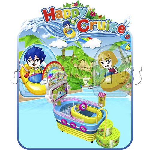 Happy Cruise Water Fun Rider For Kids 33458