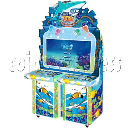 Fish Fork Masters Fishing arcade game (2 players) 33587