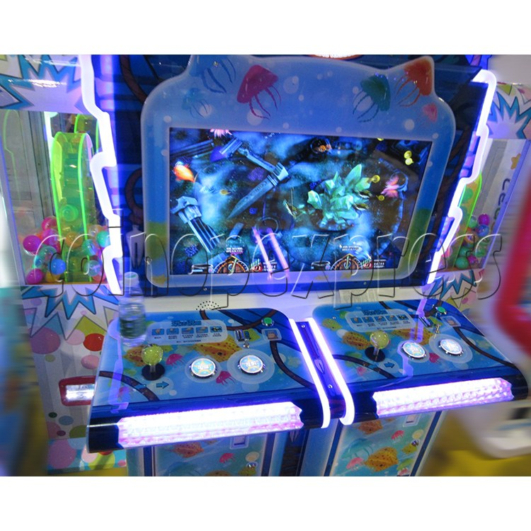 Fish Fork Masters Fishing arcade game (2 players) 33592
