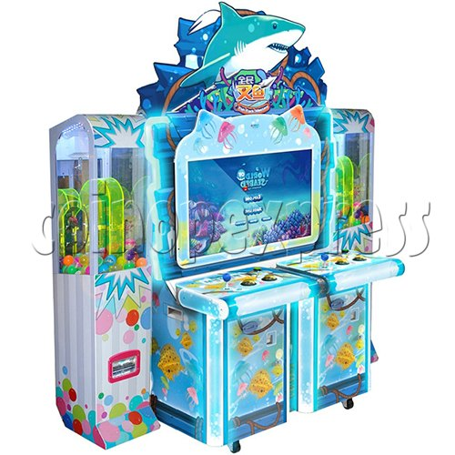 Fish Fork Masters Fishing arcade game (2 players) 33597