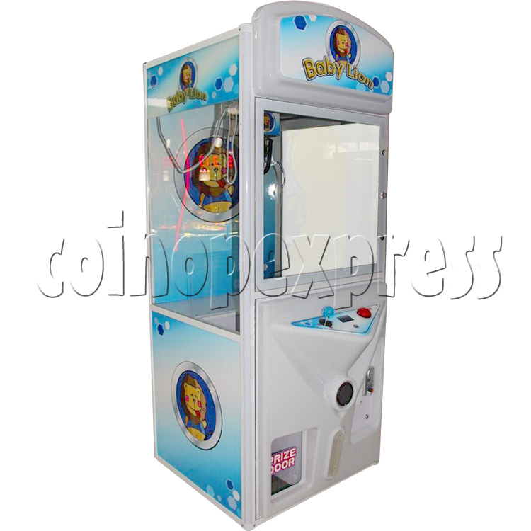 Baby Lion Color Changing Crane machine 33650