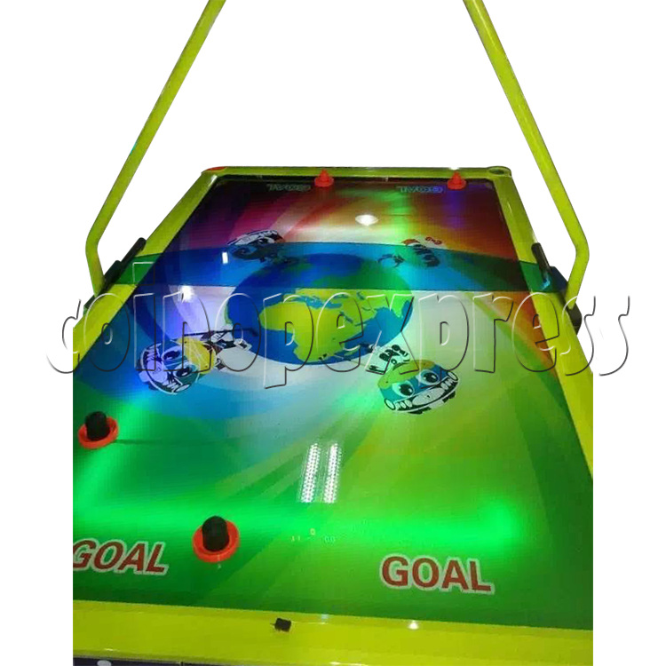 Top World Coin Operated Air Hockey ( 4 players) 33660