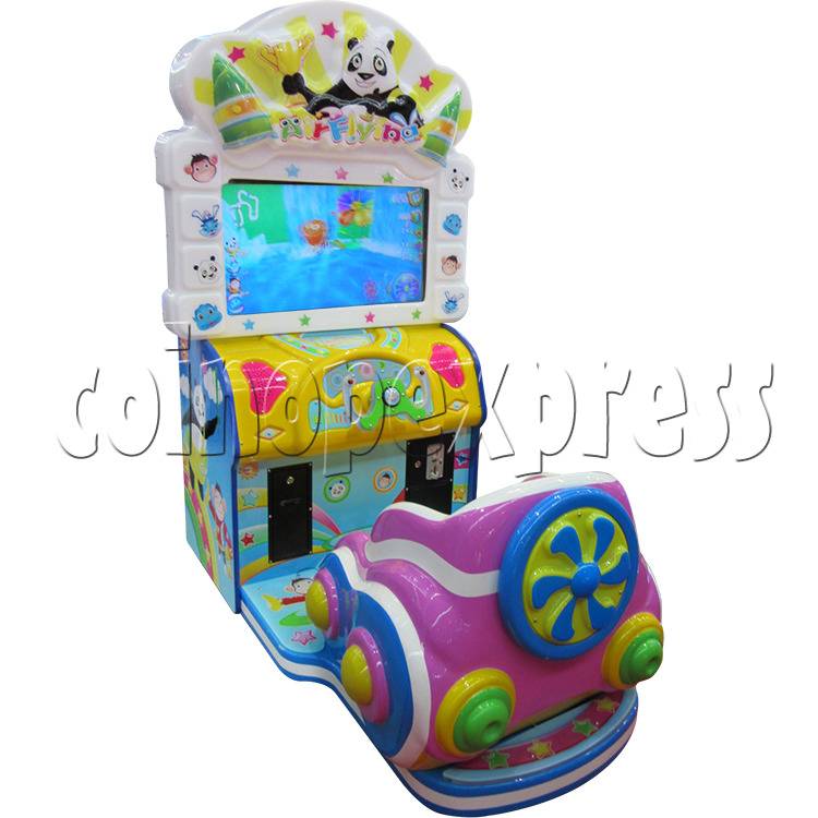 Air Flying Driving Game machine for Kids 33697