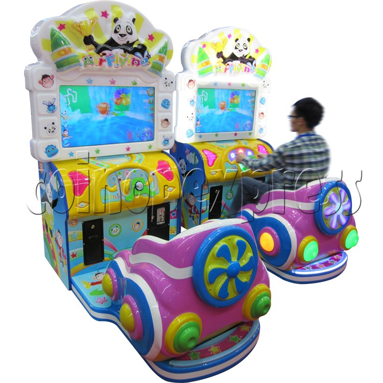 Air Flying Driving Game machine for Kids 33700
