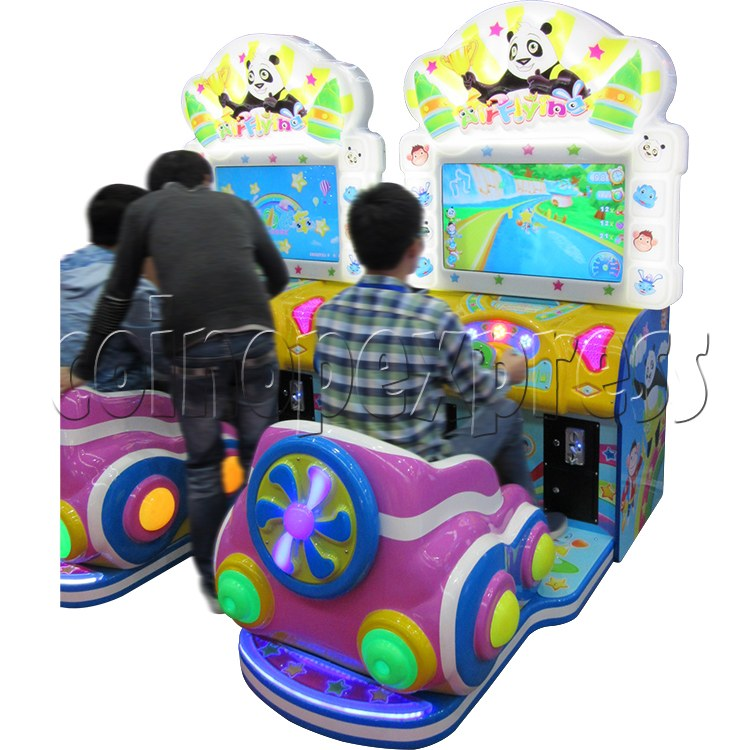Air Flying Driving Game machine for Kids 33701