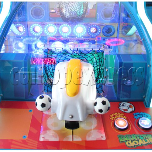 Beat the Goalie Balls Shooter Game 33797