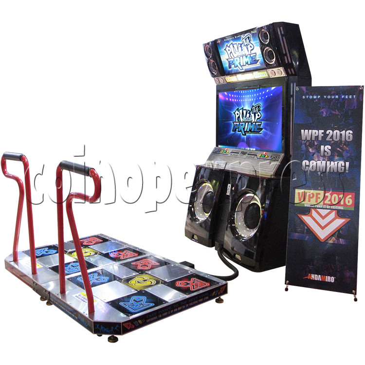 Pump It Up 2015 Prime Dance Machine (52 inch screen) 33932