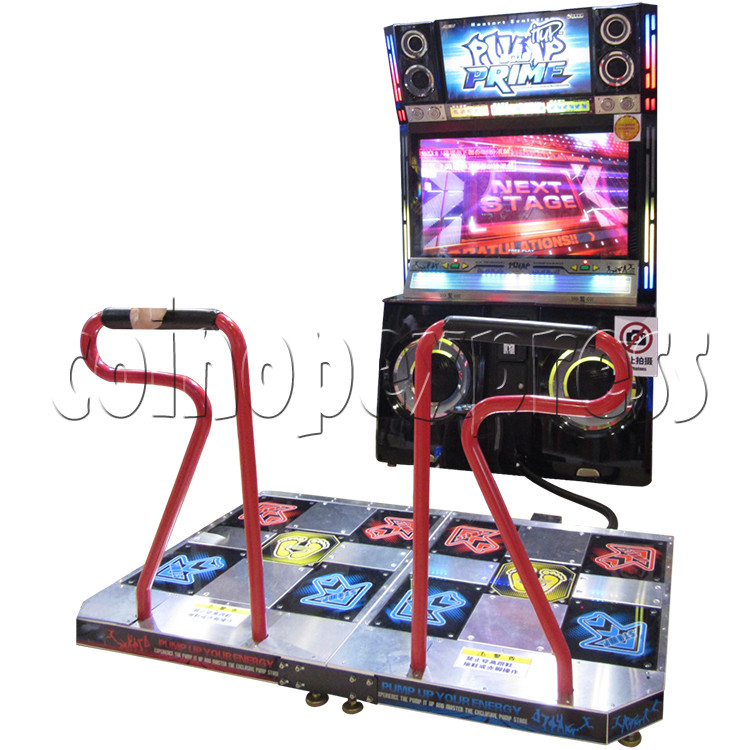 Pump It Up 2015 Prime Dance Machine (52 inch screen) 33933