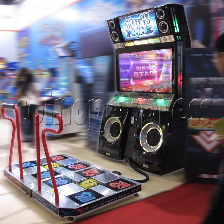 Pump It Up 2015 Prime Dance Machine (52 inch screen) 33934