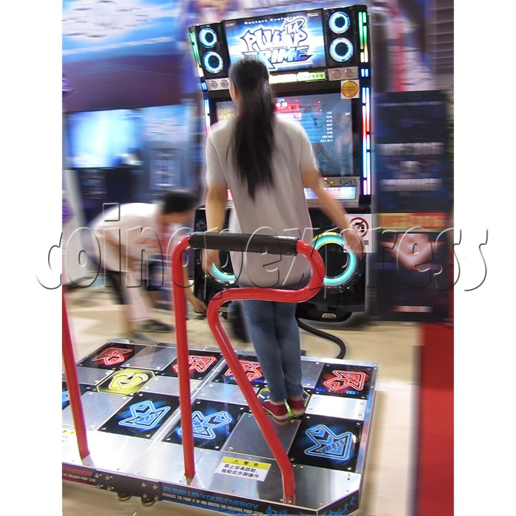 Pump It Up 2015 Prime Dance Machine (52 inch screen) 33935