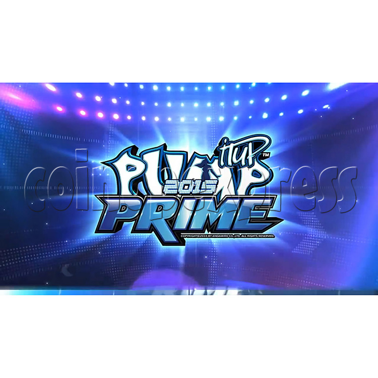 Pump It Up 2015 Prime Dance Machine (52 inch screen) 33938