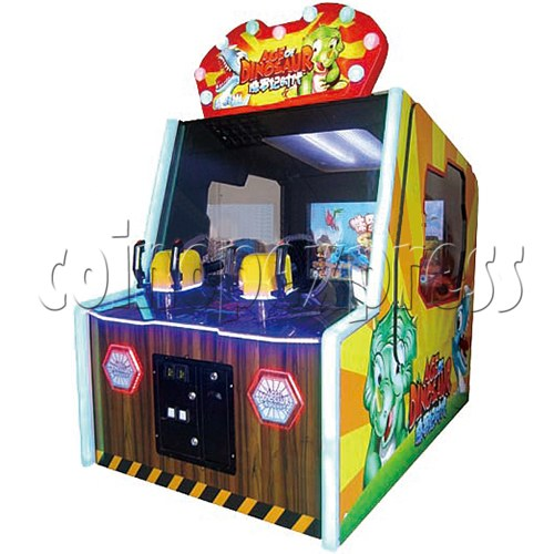 Age of Dinosaur Redemption Arcade Machine  2 players 34356
