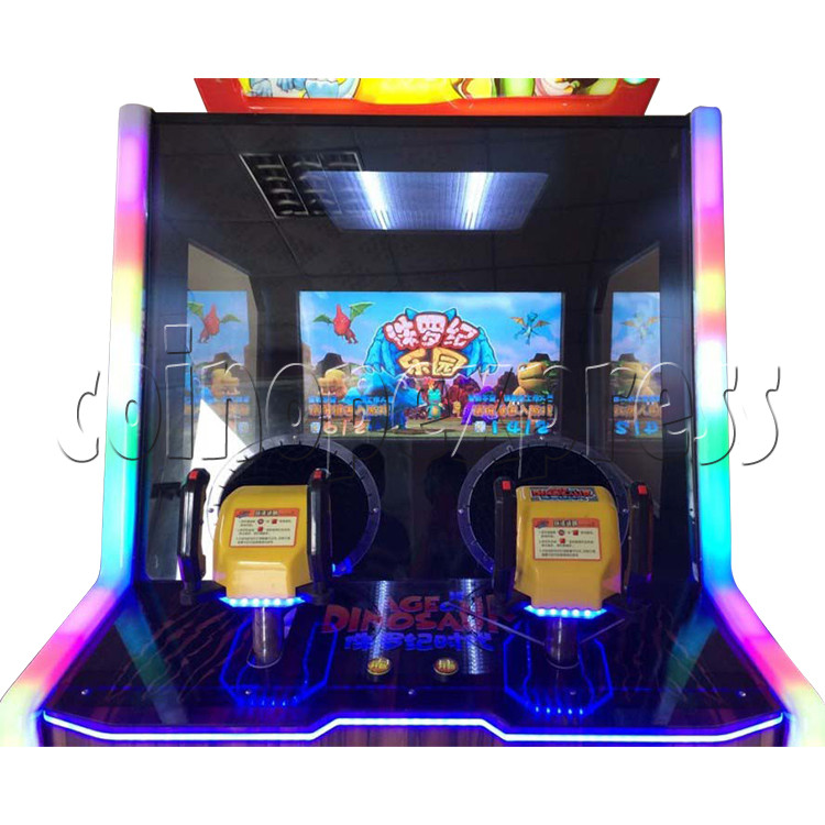 Age of Dinosaur Redemption Arcade Machine  2 players 34361