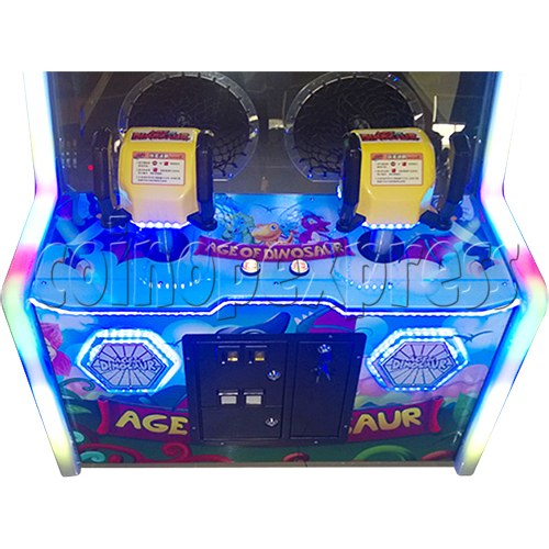 Age of Dinosaur Redemption Arcade Machine  2 players 34362