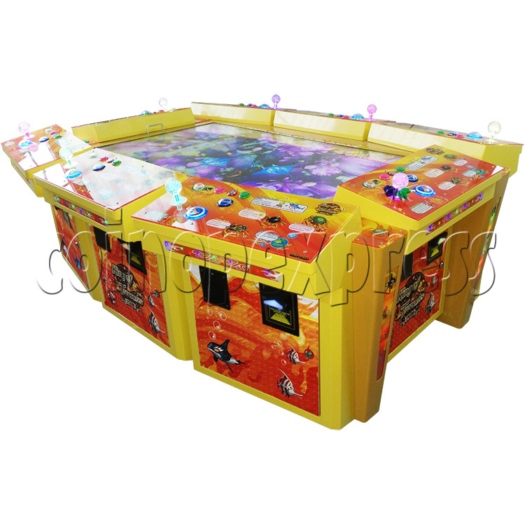 King of Treasures Plus Arcade Machine (8 players) 34493