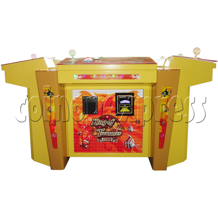 King of Treasures Plus Arcade Machine (8 players) 34494