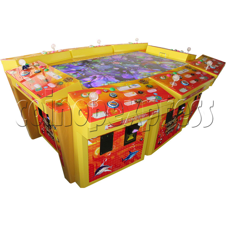 King of Treasures Plus Arcade Machine (8 players) 34495