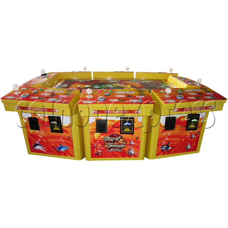 King of Treasures Plus Arcade Machine (8 players) 34496
