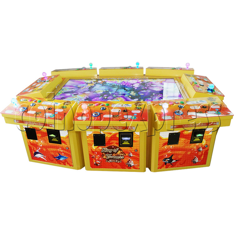 King of Treasures Plus Arcade Machine (8 players) 34497