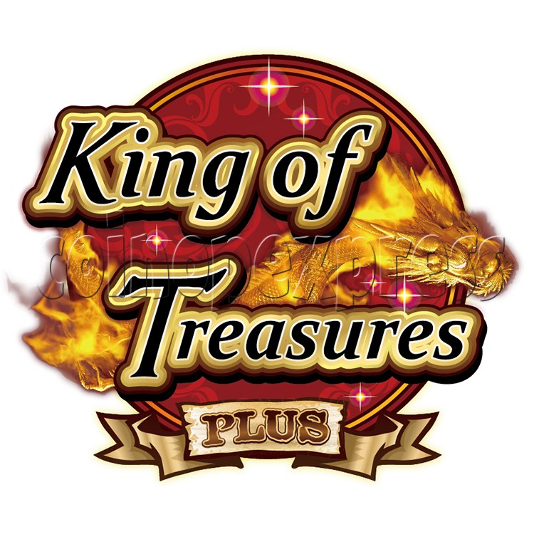 King of Treasures Plus Arcade Machine (8 players) 34501