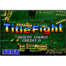 Title Fight (SEGA) game board